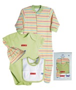 Eco-Friendly Organic Baby Clothing Store